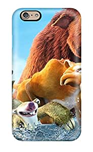 High Quality Shock Absorbing Case For Iphone 6-ice Age 4