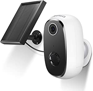 Best Solar Powered Security Camera Reviews 2020- Expert's Guide 4