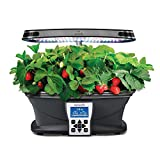 Great new LED Technology Miracle-Gro AeroGarden ULTRA LED with Strawberry Grow Bowl and Gourmet Herb Seed Kit