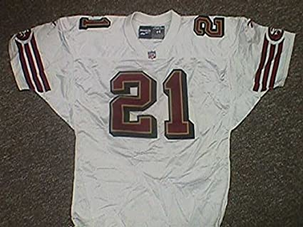de53a42f7ac R.W McQuarters San Francisco 49ers Game Jersey (Nameplate Removed ...