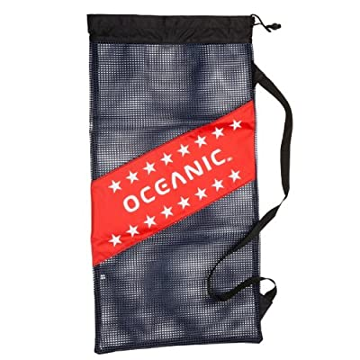 Oceanic Mesh Fin Carry Bag - Warrior Edition