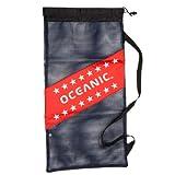 Oceanic Mesh Fin Carry Bag - Warrior Edition
