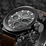 Tamlee-Fashion-Mens-Digital-Analog-Sport-Wrist-Watch-with-PU-Leather-Strap-EL-Backlight-Silver