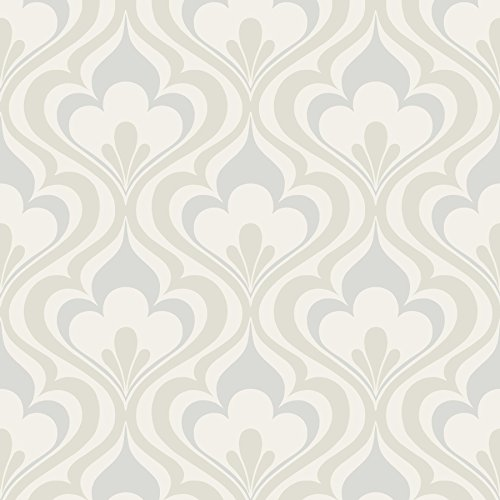 Beacon House 2535-20600 Lola Ogee Bargello Wallpaper, (Beacon House Wallpaper)