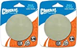 Chuckit! Max Glow Ball Large 2pk