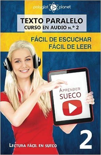 Aprender sueco - Fácil de leer | Fácil de escuchar - Texto paralelo: Lectura fácil en sueco: Volume 2 CURSO EN AUDIO: Amazon.es: Polyglot Planet: Libros