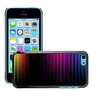 Super Stellar Slim PC Hard Case Cover Skin Armor Shell Protection // M00048854 abstract black digital aero // Apple iPhone 5C