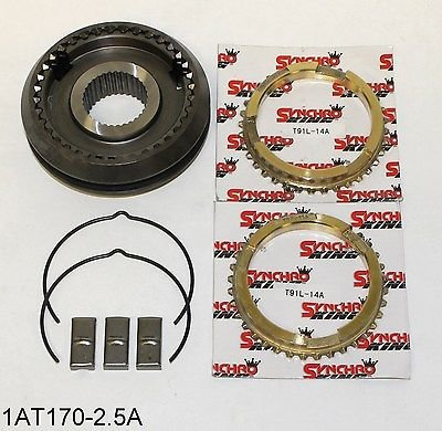 Synchronizer Assembly Gear (Ford Toploader 4 Speed 3-4 Synchronizer Assembly, 1AT170-2.5A)