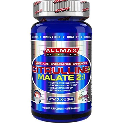 ALLMAX Nutrition, Citrulline Malate 2:1, 2.8 oz (80 g) - 3PC by ALLMAX NUTRITION