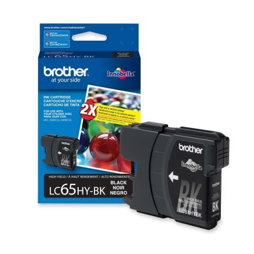 """Brand New Brother Industries, Ltd - Brother High Yield Black Ink Cartridge - Black - Inkjet - 900 Page - 1 Each """"Product Category: Print Supplies/Ink/Toner Cartridges"""" from Brother"""