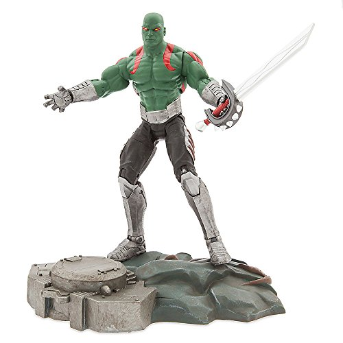 Marvel Drax Action Figure - Guardians of the Galaxy - Marvel Select - 7 Inch ()