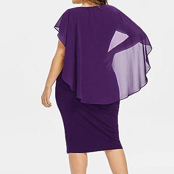 MERICAL Falda Pantalon Mujer Vestir Moda Mujer Casual Gasa más ...