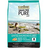CANIDAE Grain Free PURE Sea Adult Dog Formula Made With Fresh Salmon, 24 lbs