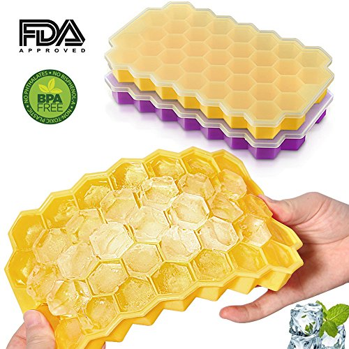lemon ice cube tray - 3