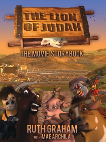 The Lion of Judah: The Movie Storybook Ruth Graham