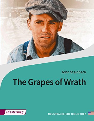 Diesterwegs Neusprachliche Bibliothek - Englische Abteilung: The Grapes of Wrath: Textbook