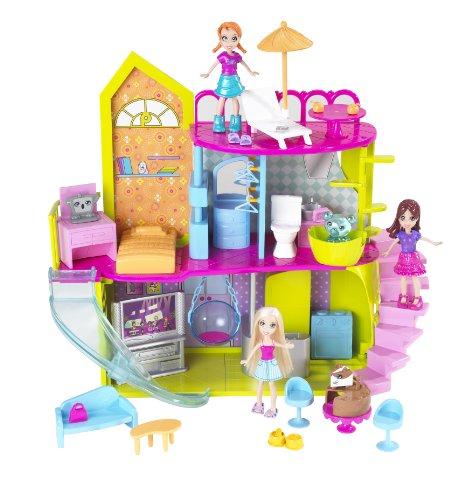 Polly Pocket Pollyworld House ()