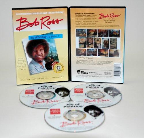 Bob Ross DVD Joy of Painting Series 7