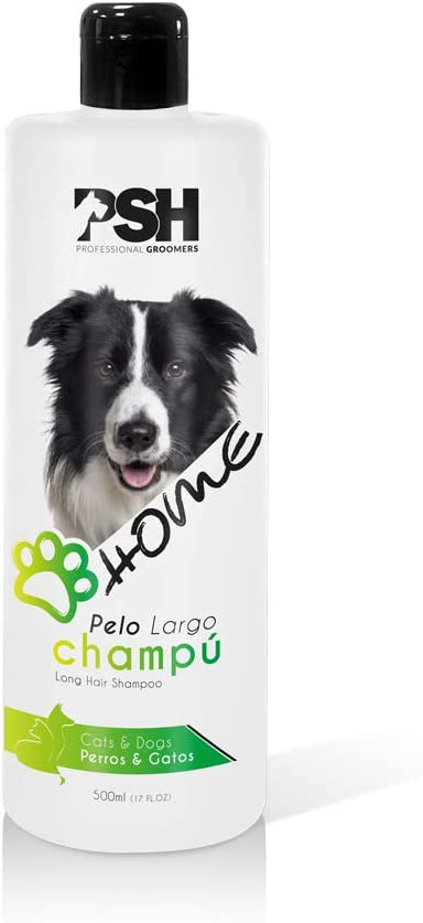 Champú para border collie de pelo largo PSH