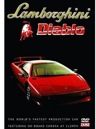 Amazon Com Lamborghini Diablo Various Movies Tv