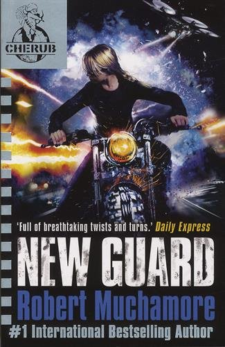 Cherub  New Guard  Book 17  Cherub 2 0