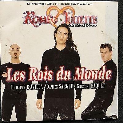 Les Rois Du Monde (Roméo & Juliette) (Romeo Et Juliette Les Rois Du Monde)