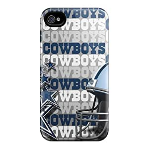 Defender Case With Nice Appearance (dallas Cowboys) For iPhone 5 5s