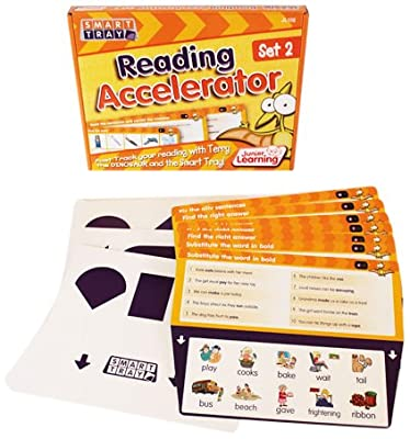 Junior Learning Reading Accelerator Set 2