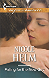 Falling for the New Guy (Harlequin Large Print Super Romance)