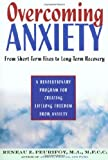 Overcoming Anxiety, Reneau Peuifoy, 0805047891