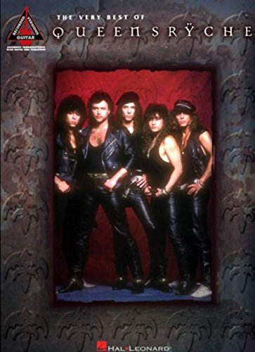 Read Online The Very Best of Queensryche pdf