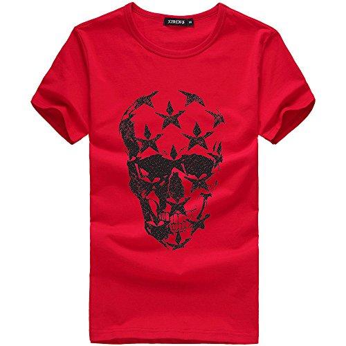 ICE Cream Mens 3D Print O-Neck T Shirt Multiple Designs Short Sleeve Creative Fashion Tees Shirt Blouse