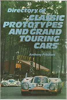 Directory of Classic Prototypes and Grand Touring Cars