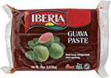 Iberia Guava Paste, 14 oz (Pack of 24) All Natural, Vegan, Gluten Free, Halal, Kosher Guava Paste for Snacks, Cooking, Baking
