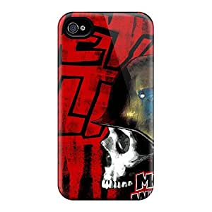 Metal Mulisha Cases Covers For Iphone 6 For Birthday, For Celebration
