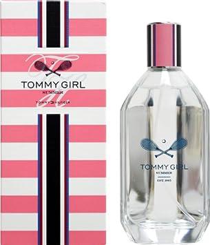 9740699e4 Tommy Hilfiger Tommy Girl EDC VAPO 100 ML PACK OF 1 X 100 ml: Amazon.co.uk:  Beauty