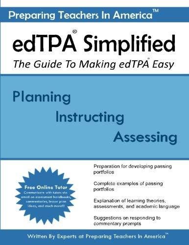 edTPA Simplified