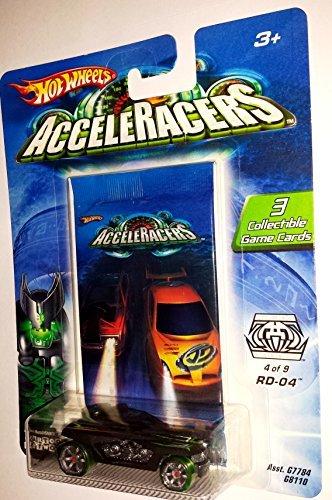 Mattel RD-04 Die-Cast Car / Hot Wheels AcceleRacers / RAC...