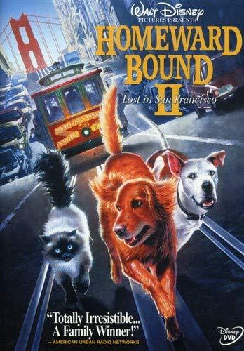 Homeward Bound II - Lost in San Francisco (Homeward Bound Ii Lost In San Francisco)