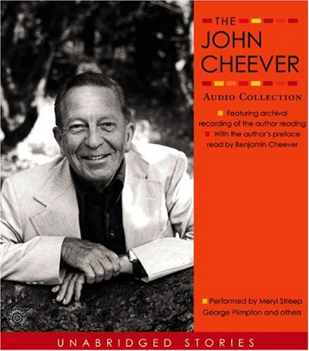 The John Cheever Audio Collection Low Price CD by Caedmon