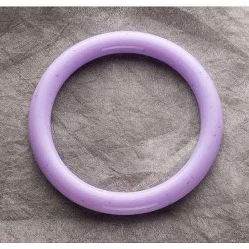 Teething bling amethyst colour by Smart Mum Teething Bling