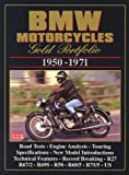 BMW Motorcycles, 1950-1971, R. M. Clarke, 1855203774