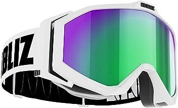 Bliz Edge Goggle Matte White Brown-Green Multi 7bf6a4edb14