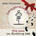 Alltagsrezepte: Wie man im Einklang lebt Hörbuch von Kurt Tepperwein Gesprochen von: Kurt Tepperwein