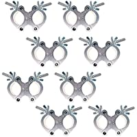 Global Truss 2in Pro Swivel Mounted Clamp 8 Pack