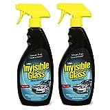 Invisible Glass 92164-2PK Premium - Limpiador para Botellas (26 ML, 44 Unidades) Paquete Fluido