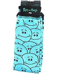 Mr. Meeseeks Crew Sock, 1 Pair