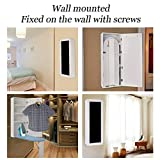 VONKY Foldable Ironing Board Cabinet Wall Mounted