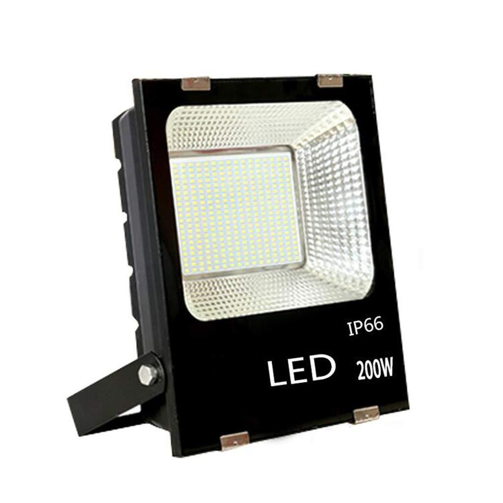 comprare sconti Mysida floodlight Luce di Sicurezza Esterna IP66 Impermeabile IP66, Illuminazione Illuminazione Illuminazione Brillante Eccellente, per Garage, tabellone per Le affissioni, Campo da Basket (colore   200W)  essere molto richiesto
