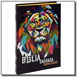 Bíblia Sagrada Leão - com Harpa Cristã